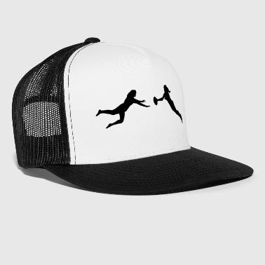 Ultimate Frisbee - Women - Trucker Cap