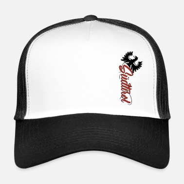 South Tyrol South Tyrol eagle with beautiful lettering - Trucker Cap