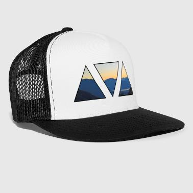 Lake Maggiore - mountains - lake - adventure - Trucker Cap
