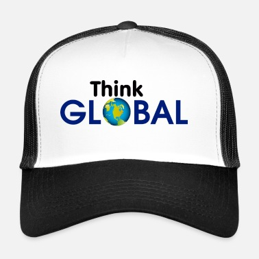 Global Think Global / global - Trucker Cap