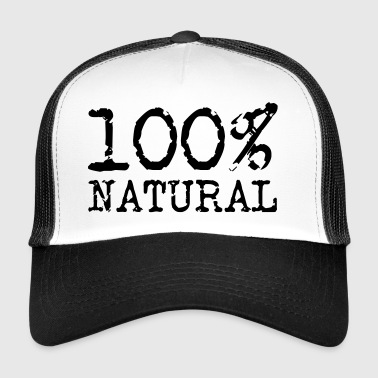 100% Natural - 100% Natural - Trucker Cap