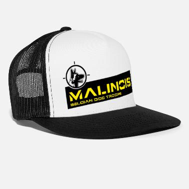 Malinois Dog Troops - Trucker Cap