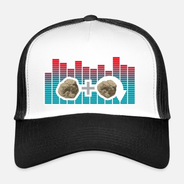 Rock N Roll Rock N Roll Equalizer - Trucker Cap