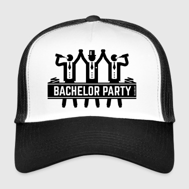 Bachelor Party (Stag Night, Groom, Drinking Team) - Trucker Cap