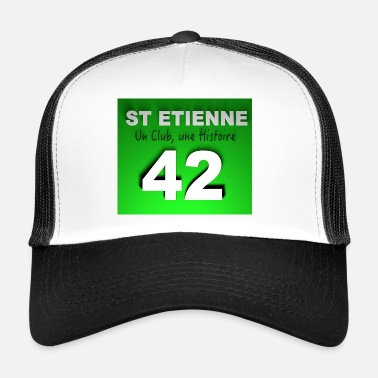 saint_etienne_un_club - Trucker Cap