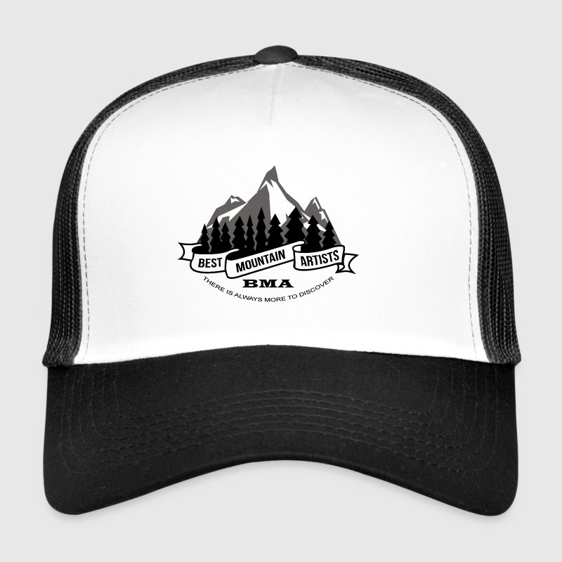 there is always more to discover - Trucker Cap