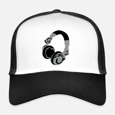 Headphone DJ Headphones - Truckerkeps