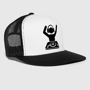 DJ Hands In The Air - Trucker Cap