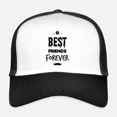 598db8ee970 Best friends forever Snapback Cap