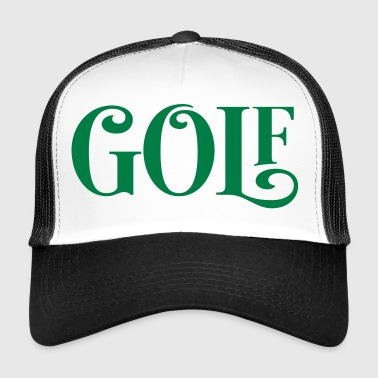 2541614 15913264 golf - Trucker Cap