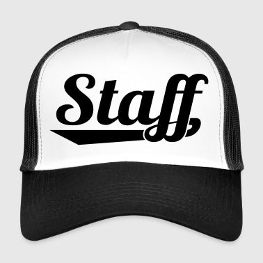 2541614 127337063 STAFF - Trucker Cap