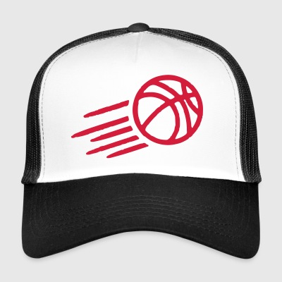 basketbal 5 - Trucker Cap
