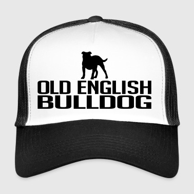 OLD ENGLISH BULLDOG Hunderasse - Trucker Cap