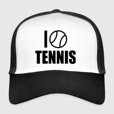 2541614 15380509 Tennis - Trucker Cap
