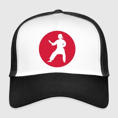 Red Karate - Trucker Cap