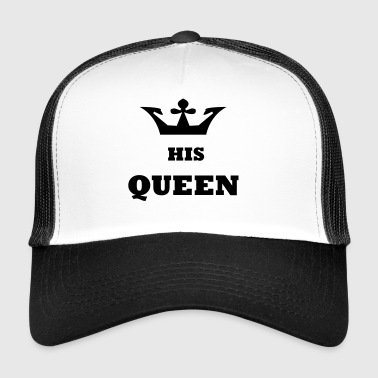 His_Queen kuningasparin - Trucker Cap