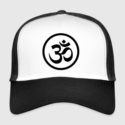 OM Symbol (colors can be customized!) - Trucker Cap