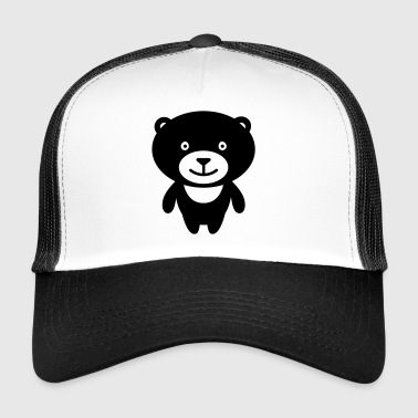 Brown Bear - Grizzly - Trucker Cap