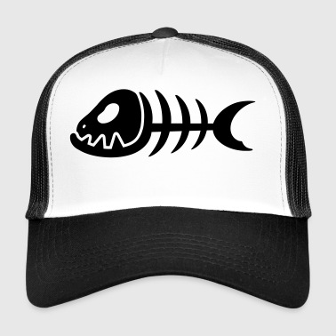BONE FISH Design - Trucker Cap