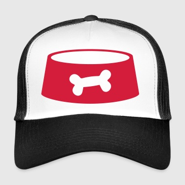 Dog bowl for dogs - Trucker Cap