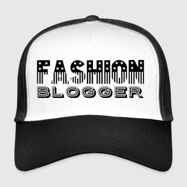 Fashion Blogger - Trucker Cap
