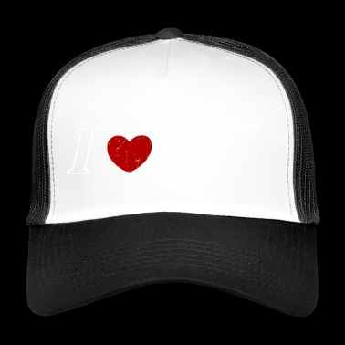J'adore turbo - Trucker Cap