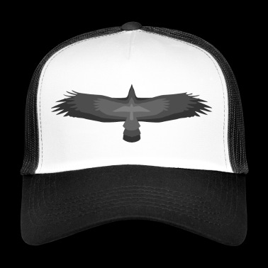 Vulture, Alder, Buzzard and Hawk - Gift idea - Trucker Cap