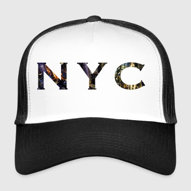 New York NYC - Trucker Cap