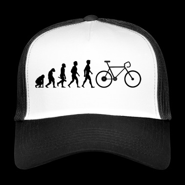 bike mountain bike bicycle bike road bike1 - Trucker Cap