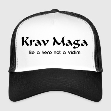Krav Maga Fighter Fighter Gift Gift Idea - Trucker Cap