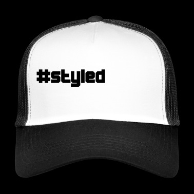 styled styled - Trucker Cap