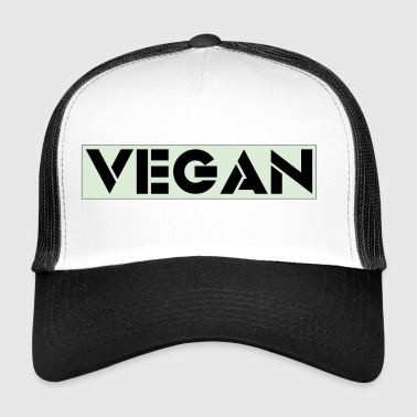 VEGAN IN BOLD - Trucker Cap