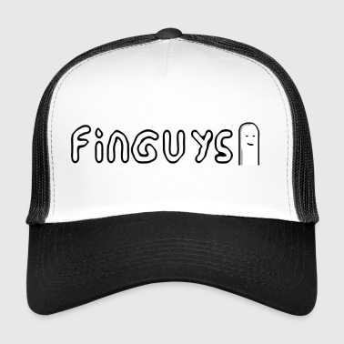 finguys - Trucker Cap