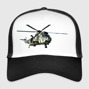 Army Helicopter - Trucker Cap