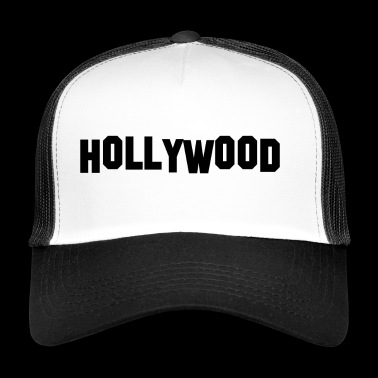 HOLLYWOOD cadeau-idee - Trucker Cap