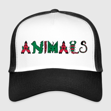 Animals - Animals - Trucker Cap