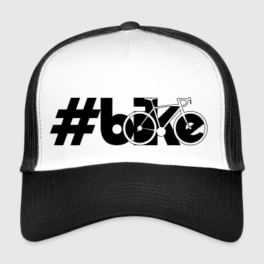 bike road bike - Trucker Cap