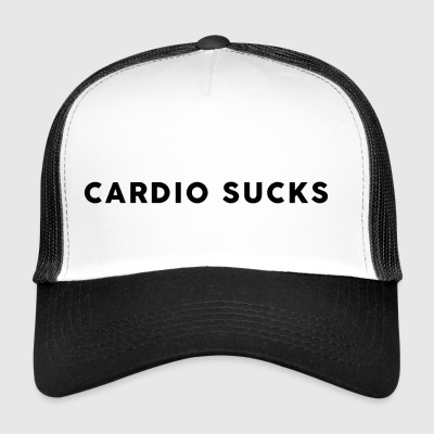 cardio Sucks - Trucker Cap
