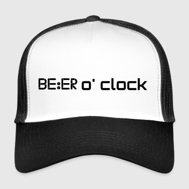 Het is Beer O 'Clock - Trucker Cap