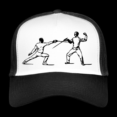 fencing - Trucker Cap