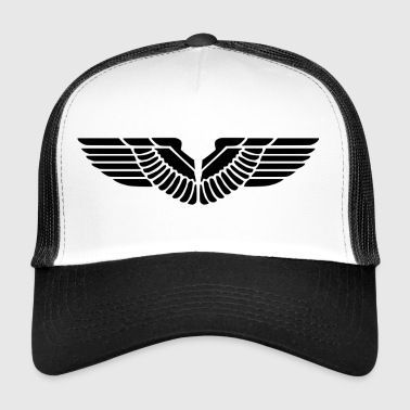 wings - Trucker Cap