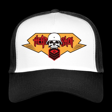 Head shot - Trucker Cap