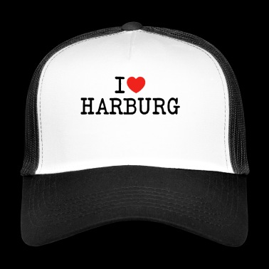 I love Harburg - Trucker Cap