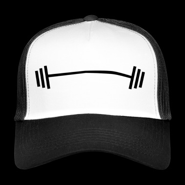 barbell - Trucker Cap
