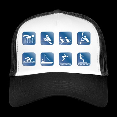 watersport - Trucker Cap