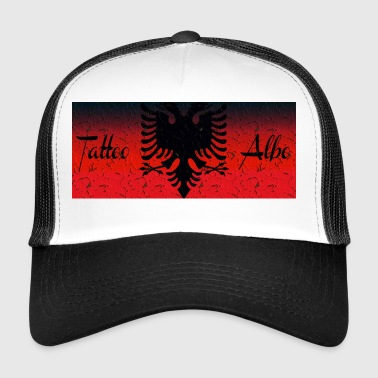 albania Tatto - Trucker Cap