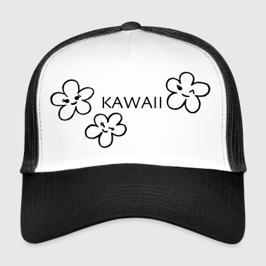 KAWAII cherry blossoms - Trucker Cap