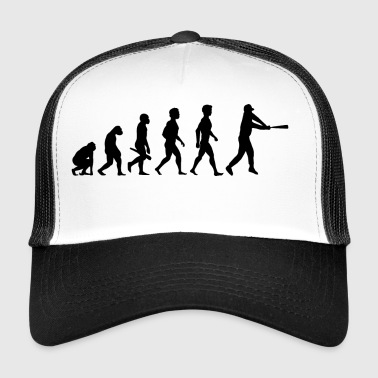 baseball, softball pitcher catcher basecap PLAYER1 - Trucker Cap
