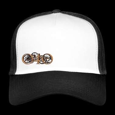 steampunk 040 - Trucker Cap