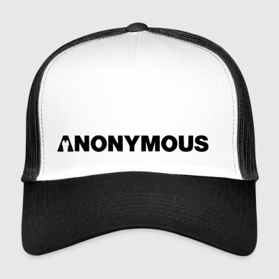 Anonymous - We are legion - Expect us - Shirt - Trucker Cap